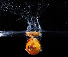 Alex and Aaron attempt to save Alex's kitchen from a leaking fish tank then take some frozen-motion pictures of an orange dropping into some water. No fish w...