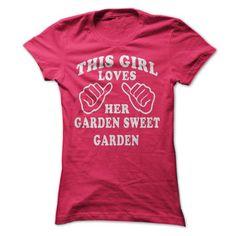 Girls Love Gardening T Shirts, Hoodies, Sweatshirts