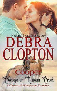 Cooper by Debra Clopton (Cowboys of Ransom Creek #3)