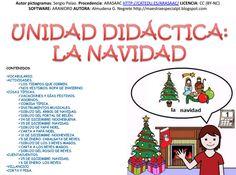 Unidad didáctica - La Navidad. http://www.catedu.es/arasaac/zona_descargas/materiales/823/Unidad_didactica_La_Navidad.pdf