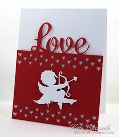 KC Impression Obsession Love Border Word 1 right