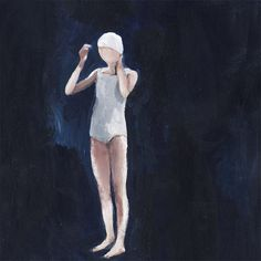 Night Swimmer by kikiandpolly on Etsy