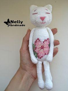 Nelly Handmade: Кошка Мирослава