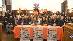 Ino eta Irati Libre taldeko aurkezpeña.