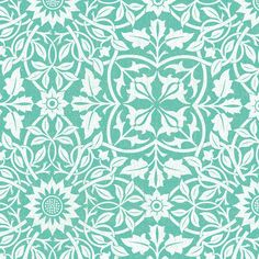 2 colour printPatternatic, haileysky: Teal image by cathic329 on...
