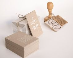 12 business cards with stamp | inspirewetrust.com