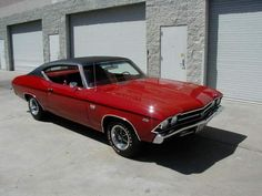 1969 Chevelle SS 454 | Chevrolet Chevelle SS 396 - 1969 - Picture 10ENA483923672AA