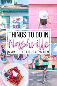 You're sure to want some insta-worthy photos of your Nashville trip! That's why I've written this guide to photo spots you shouldn't miss in Music City. Nashville Murals, Nashville City, Nashville Shopping, Nashville Vacation, Tennessee Vacation, Nashville Tennessee, Nashville Fashion, East Tennessee, Girls Trip Nashville