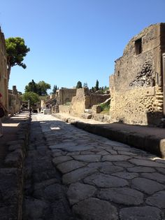 Ruines antiques d'@Herculanum (@Ercolano), ERCOLANO