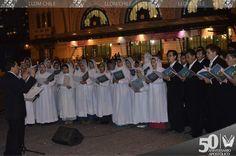 Presentación Coro Metropolitano de Chile  10 de Mayo 2014.