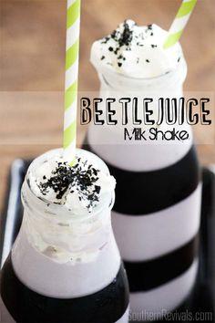 Beetlejuice Milk Sha