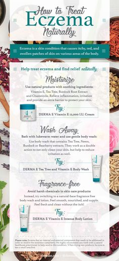 Treat Eczema and Find Relief Naturally with Derma E