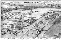 In Western Europe we see the development of the Feudal System during the…