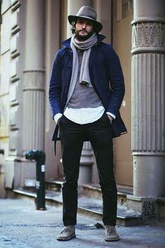 Suit fashion inspiration