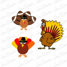 A personal favorite from my Etsy shop https://www.etsy.com/listing/251955723/turkey-svg-dxf-eps-turkey-file-svg-files
