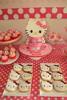 Hello Kitty Birthday Party Ideas   Photo 2 of 22   Catch My Party
