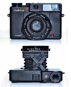 Plaubel Makina 67, Wish I had one of these!