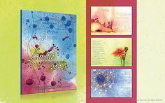 Illustrations, mise en page et création graphique du livre : L'amitié dans tous ses sens - Éditions EXIT
