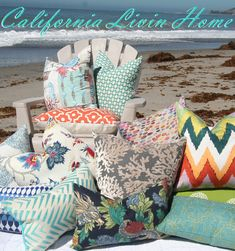 All Sample Pillow Covers are now 50% off regular price! Ready to Ship! Designer Pillow, Things To Buy, Pillow Covers, Coastal, Sweet Home, Ship, Throw Pillows, Inspired, Trending Outfits