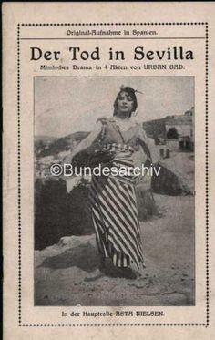 Der Tod in Sevilla (1912/1913) mit Asta Nielsen