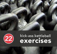 22 Kick-Ass Kettlebell Exercises   Greatist