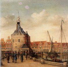 Hoofd, Hoorn, Klaas Cloeck, born 1681.