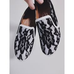 Nasty Gal lace sneakers No trade. 3-4 cm high Nasty Gal Shoes Flats & Loafers