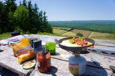 from @dandanbobandanidani  Not a bad spot for lunch today     #explore #novascotia #adventure #snowpeak #mec #outdoors #camping #cooking #thankyoucanada #pictou #greenhill #greenhillprovincialpark #gsr #getoutside #seenewplaces #picnic