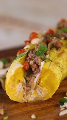 Easy Ground Beef Recipes That Are Healthy and Delicious - Typical Miracle Mexican Food Recipes, Real Food Recipes, Cooking Recipes, Yummy Food, Healthy Recipes, Banane Plantain, Boricua Recipes, Plantain Recipes, Puerto Rico Food