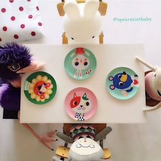Let's Have a Picnic! We're sharing some of our favourite tableware finds for kids this summer http://petitandsmall.com/kids-fun-tablewear/