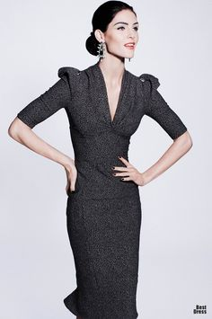 Zac Posen 2012 » BestDress - cайт о платьях!
