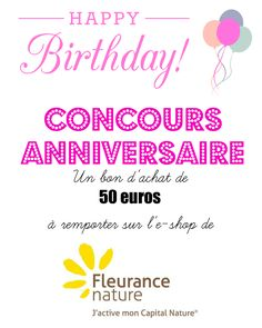 Welcome To Roosywood: Le blog fête ses 2 ans [Concours N°2]