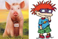 (2014: Remembering) Christine Cavanaugh, an Annie Award-winning voice actor who brought to life such characters as Babe the Sheep Pig, Chuckie on Rugrats and the title kid in Dexter's Laboratory, has died. She was 51....