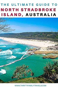 Your Guide for a trip to Straddie: includes North Stradbroke Island Accommodation, Stradbroke Island Camping, the Stradbroke Island Ferry & things to do. Outback Australia, Visit Australia, Australia Holidays, Queensland Australia, Stradbroke Island Camping, Travel With Kids, Family Travel, Amazing Destinations, Travel Destinations