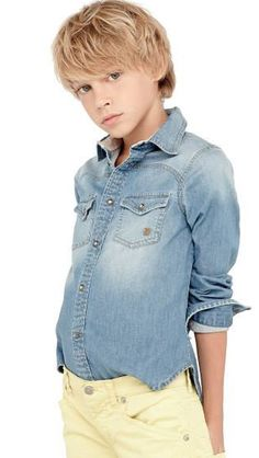 Dondup Little Boy Fashion, Kids Fashion, Little Boys, My Boys, Boy Clothing, Clothes, Boy Outfits, Fashion Outfits, Boy Models