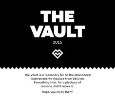 The Vault (2016) on Behance