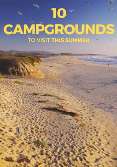 Are you planning a summer camping trip for you or your family? Add these campgrounds to your list of places to visit. From hiking and biking to boating and birding, these summer camping spots have all the activities you could ask for. Choose from cool mountain retreats, oceanfront views, lakefront fishing spots, and more. 10 Campgrounds to Visit This Summer http://www.active.com/outdoors/articles/10-campgrounds-to-visit-this-summer