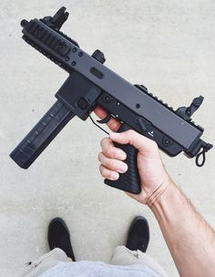 Brügger and Thomet is on a roll: a couple of weeks ago we got a sneak peak at a pre-production APC308 and now we are seeing the first KH9-A1's to arrive here in the US. Minh at The Hardpoint/HiCaliberMfg an FFL/SOT in Ashland, Virginia was nice enough to share pictures of one of the two Swiss-made pistols … Read More …