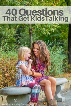 One great way to encourage children to open up is to make a habit of cherishing daily conversations with your child.