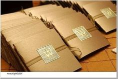 Envelopes para convites de casamento em dourado   Siga estas 10 dicas para uma escolha de convites de casamento perfeitos!   Wedding invitations