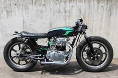 An XS650 by Flakes Motorcycles out of Japan. The flatslides and the detail work set this aside from most custom jobs. Like us on FB