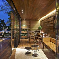 Pocket House (De Cristina Menezes Arquitetura)