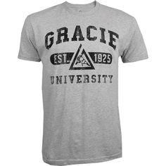 Gracie Jiu-Jitsu Gracie University Shirt