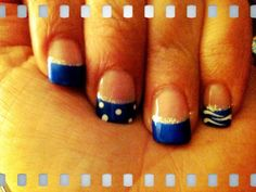 In black and orange this volleyball/ tennis season. Kentucky Basketball, Kentucky Wildcats, Uk Nails, Hair And Nails, Tough As Nails, Go Big Blue, My Old Kentucky Home, Fashion And Beauty Tips, Mani Pedi