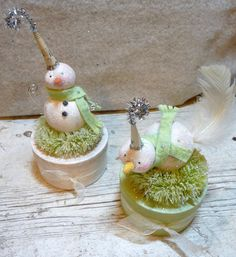 Log in to your Etsy account. White Cottage, Cottage Style, Paper Mache Boxes, Christmas Ornaments, Holiday Decor, Etsy, Chalet Style, Christmas Jewelry, Christmas Decorations