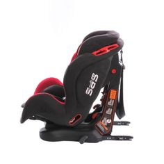 Scaun auto Georgia cu Isofix si Top Tether Rosu KidsCare Golf Bags, Baby Car Seats, Georgia, Children, Cots, Kids, Kid, Kids Part, Infant Car Seats