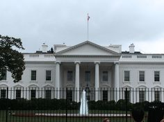 The White House- make sure to ask your Congressman for tour tickets in advance.