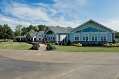 Pro Shop and sports bar inside. Golf Clubs, Golf Courses, Champion, Cabin, Bar, Mansions, House Styles, Sports, Shop