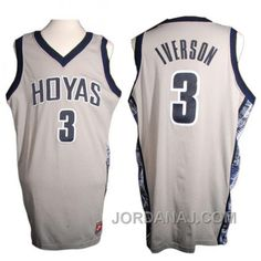 differently a2aba 4abb5 georgetown hoyas ncaa jersey for cheap