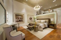Decor Salteado - Blog de Decoração | Construção | Arquitetura | Paisagismo: Quartos de casal com decoração neutra - branco, bege, marrom!